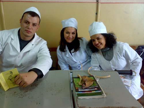 Ukraynada eczacılık okumak