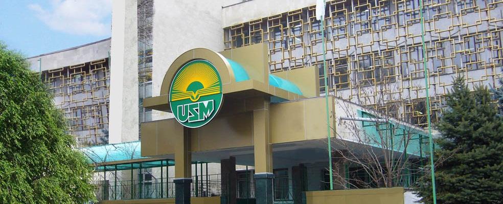 Moldova Devlet Üniversitesi (USM)