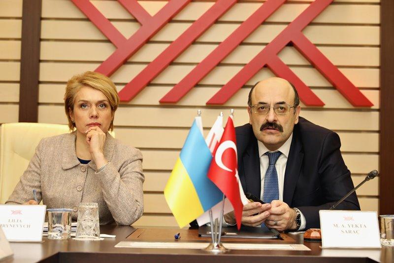 Ukrayna ve Türkiye arasında eğitim konusunda imzalanan mutabakat