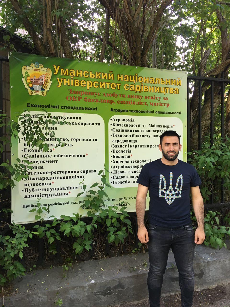 2017 yılı ilkbahar Babil Eğitim Ukrayna üniversiteleri gezisi
