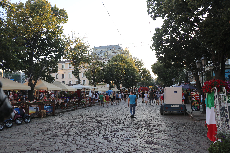 2017-2018 dönemi Odessa öğrenci gezimiz