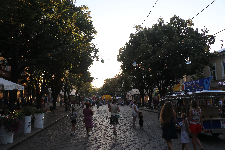 Odessa turist rehberliği